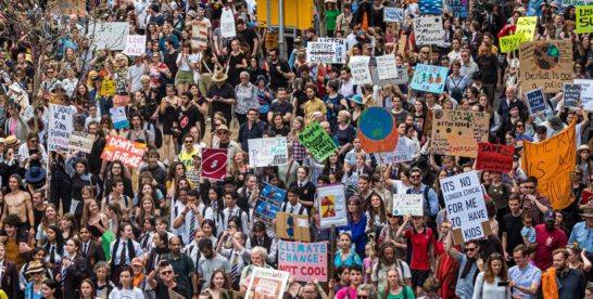 Worldwide atmosphere strike dissents expected to draw millions