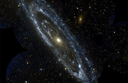 """""""Hubble Space Telescope"""" Spots a Galaxy And It's Not Alone"""