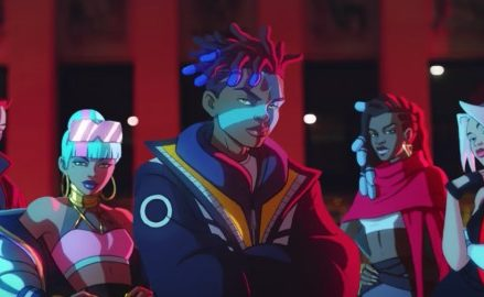 'League of Legends' debuts true harm 'Giants' Music Video in front of worlds