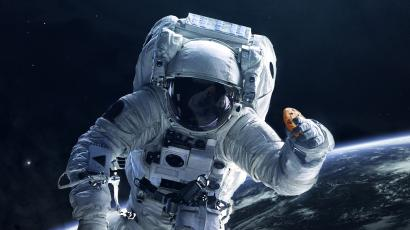 Here's the reason NASA needs astronauts to bake cookies in space