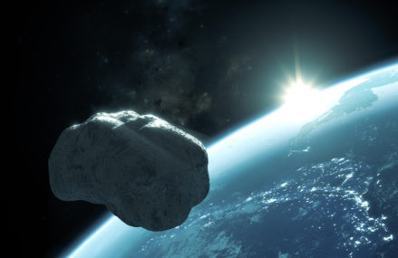 Conceivable new 'minimoon' found orbiting Earth