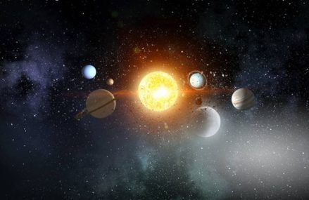 Astrophysicists discover more than 100 minor planets at the edge of the solar system