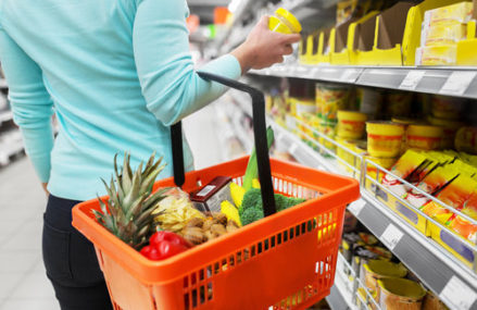 Exercise advice on food labels could help diminish obesity, specialists state